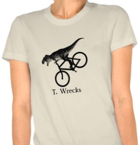 T. Wrecks Tee Shirt