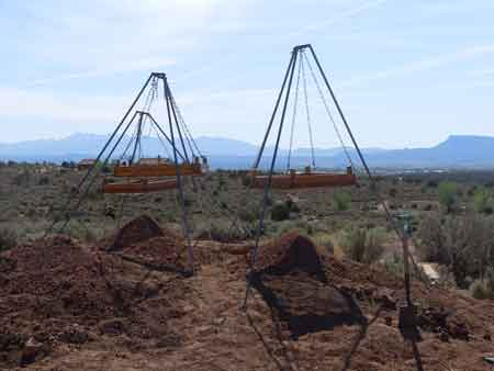 Dig at Dillard Site in Colorado