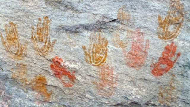 Canyonlands-Handprints