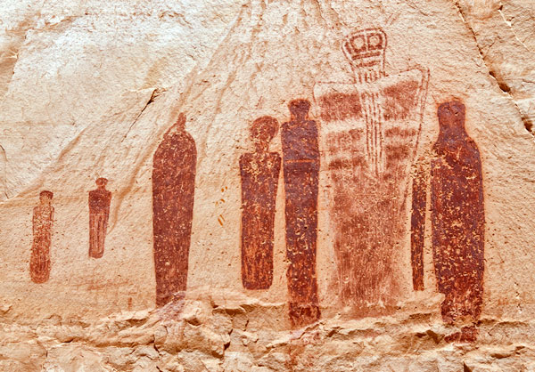 Famous Utah Rock Art May Be Thousands Of Years Younger Than Was Thought Western Digs