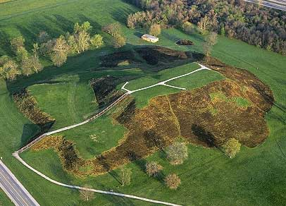 America's Largest Earthwork, Cahokia's Monks Mound, May Have Been Built in Only 20 Years, Study Says