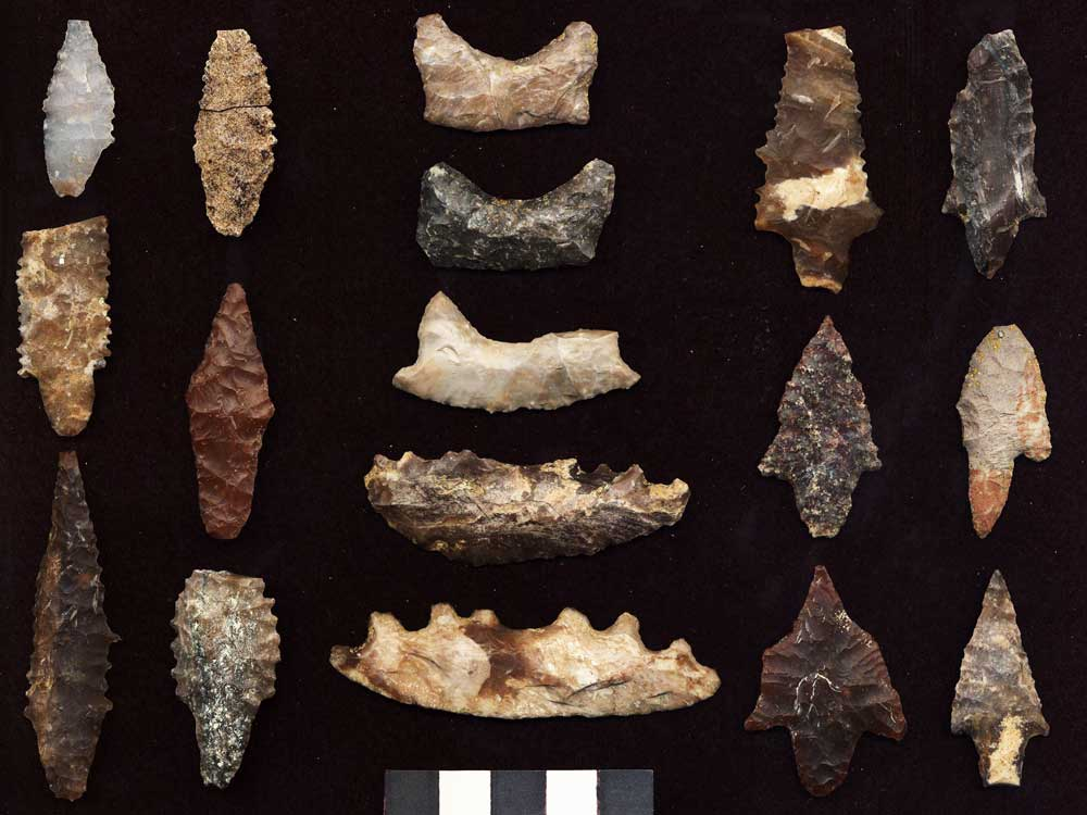 Ancient Seafarers' Tool Sites, Up to 12,000 Years Old, Discovered on California Island