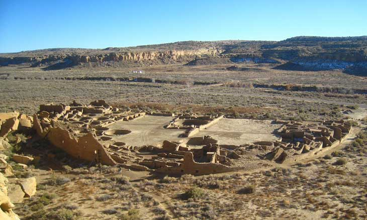 Chaco's Elites Were Natives of Chaco Canyon, Not Migrants, Their Remains Show
