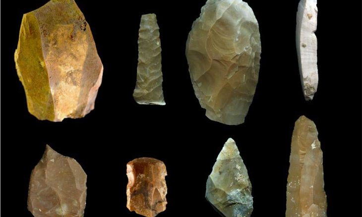 Archaeologists In Texas Thought They D Made An Important Discovery The 1990s When Unearthed A Trove Of Stone Tools Dating Back 13 000 Years